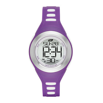 Skechers® Performance Womens Sport Chronograph Watch