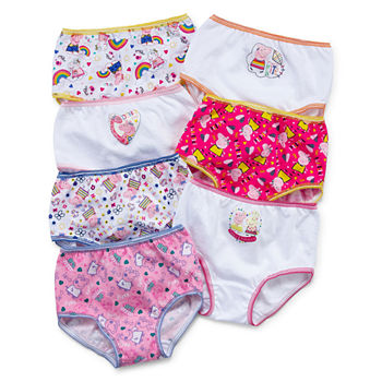 66ffd3f0560 Toddler 2t-5t Brief Panties Underwear   Socks for Kids - JCPenney
