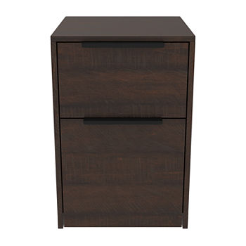 Signature Design by Ashley Camiburg Office Collection 2-Drawer File Cabinet