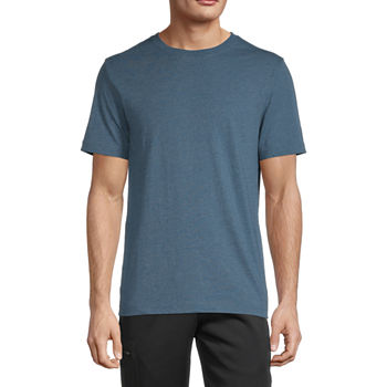 Xersion Mens Crew Neck Short Sleeve T-Shirt