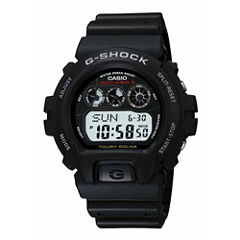 Casio® G-Shock Tough Solar Mens Atomic Timekeeping Digital Sport Watch GW6900-1