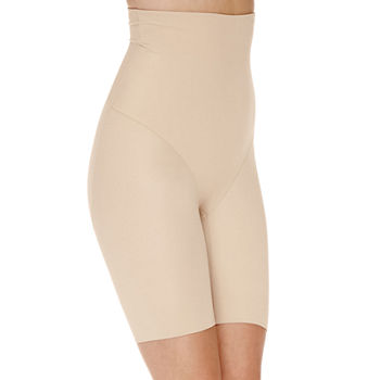 Ambrielle Wonderful Edge® Back Magic® High-Waist Thigh Slimmers - 129-3016