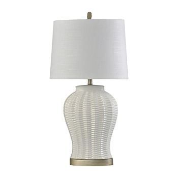 Stylecraft 18 X 18 Table Lamp Ceramic Table Lamp