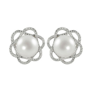 2a9e02739 Pearl Fine Earrings for Jewelry & Watches - JCPenney