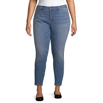 9ad2d32471f St. John s Bay® Secretly Slender Bootcut Jeans-Plus · (10). Add To Cart.  Only at JCP