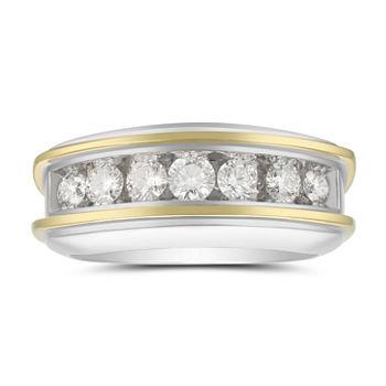 Wedding Bands White Gold Tungsten More