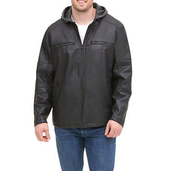 Levis Faux Leather Midweight Motorcycle Jacket Big And Tall