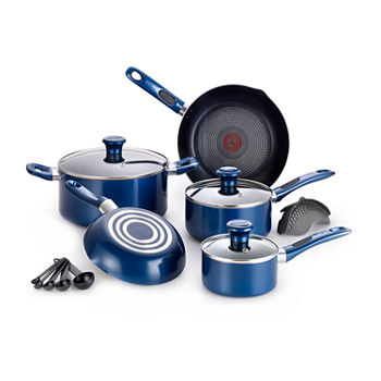 T-Fal Excite 14-pc. Aluminum Non-Stick Cookware Set