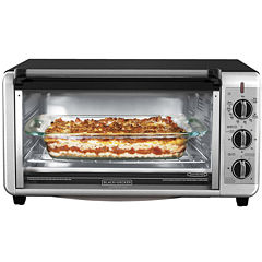 Black+Decker Extra Wide Toaster Oven