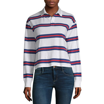 3f0f4d82a0fd7 Womens Polo Shirts - JCPenney