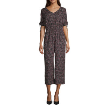 Tall Size Black Jumpsuits Rompers For Women Jcpenney
