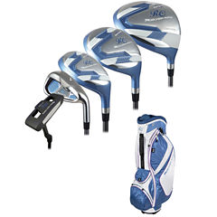 New Ray Cook Ladies Silver Ray  Complete Set WithBag +1 InchIN