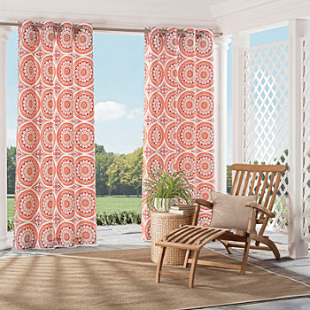 84 Inch Orange Curtains & Drapes for Window - JCPenney