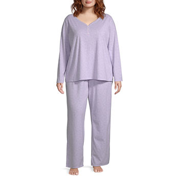 b9bd40403d Plus Size Novelty Pajamas   Robes for Women - JCPenney