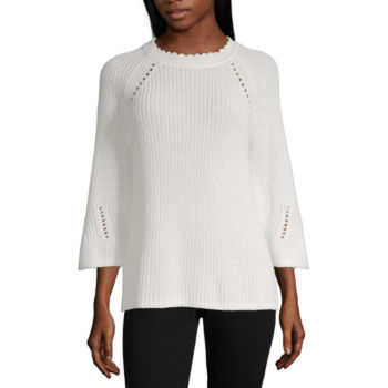 34 Sleeve Sweaters Cardigans For Women Jcpenney