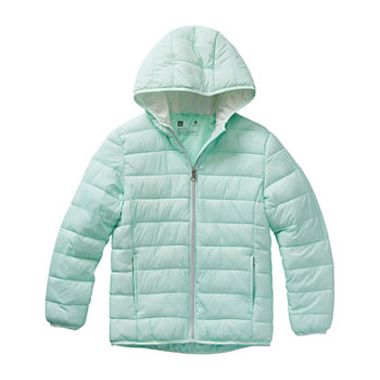 Adidas Performance Children Ess Hoodie Girls Jacket Fleece