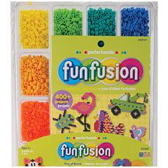 Perler® Fun Fusion™ 4000-pk. Tray of Beads