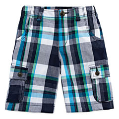 Arizona Woven Cargo Shorts - Preschool Boys