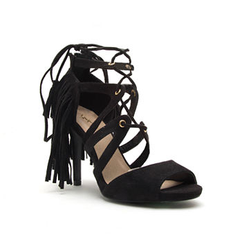 fccd8295dbbb2 Heeled Sandals Women s Pumps   Heels for Shoes - JCPenney