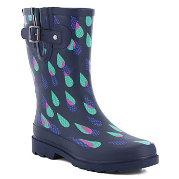 968bc4f77be1 Women s Rain Boots - Shop JCPenney