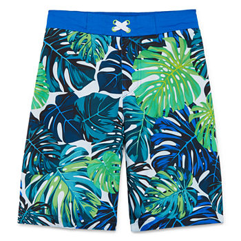 eb32ad3a3a6da Xersion Boys Abstract Swim Trunks. Add To Cart. Only at JCP