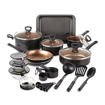 Cooks 30-pc. Nonstick Cookware Set