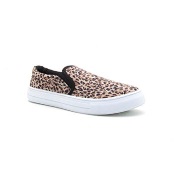 f80ef4fafe73 Leopard Women s Flats   Loafers for Shoes - JCPenney
