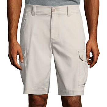 4abb527980 St. John's Bay White Shorts for Men - JCPenney