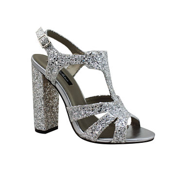 aee55eefa5c7 Dress Silver Women s Pumps   Heels for Shoes - JCPenney