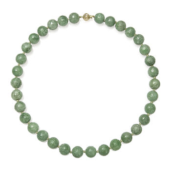 more precious than jade style necklace article super gold index influencing supply this jewelry is cnn