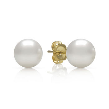 Pearl Fine Earrings for Jewelry & Watches - JCPenney