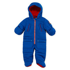 Weatherproof Boys Heavyweight Quilted Jacket-Baby