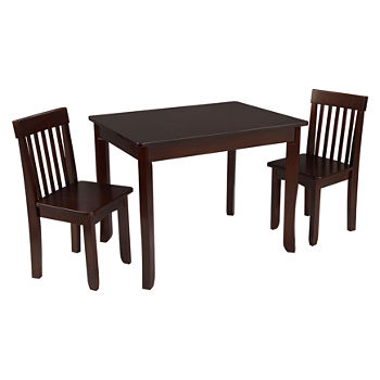 Kids table chairs toddler furniture for baby jcpenney 18999 workwithnaturefo
