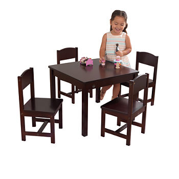 Kidkraft Kids Table + Chairs Under $15 for Labor Day Sale - JCPenney