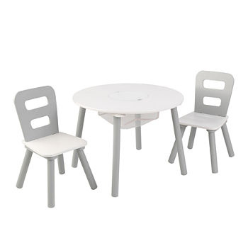 Incredible Kids Table Chairs Gray Closeouts For Clearance Jcpenney Gmtry Best Dining Table And Chair Ideas Images Gmtryco