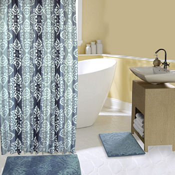 bathroom curtains and shower curtain sets.  49 99 Shower Curtain Sets Curtains for Bed Bath JCPenney