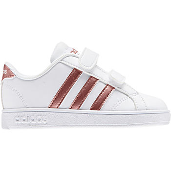 35d89f86c7f Adidas White Girls Shoes for Shoes - JCPenney