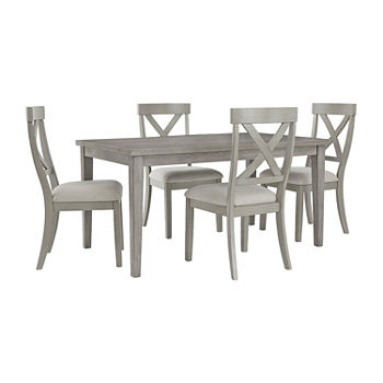 Signature Design by Ashley® Paralee 5-Piece Dining Set