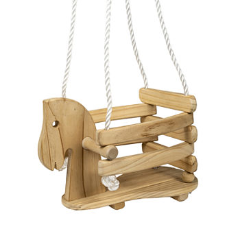 Horse Shaped Infant Swing