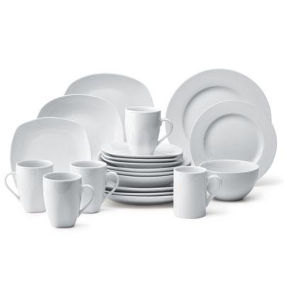 $24.99 sale  sc 1 st  JCPenney & Dinnerware Sets Dinner Plates \u0026 Dish Sets