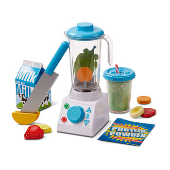 Melissa & Doug Smoothie Maker Blender Set 23-Pc Play Kitchen