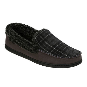 Mens Slippers  Moccasin   House Slippers for Men - JCPenney a0ca7291b2
