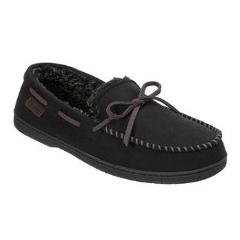 e593c2e4675b8 Mens Slippers: Moccasin & House Slippers for Men - JCPenney