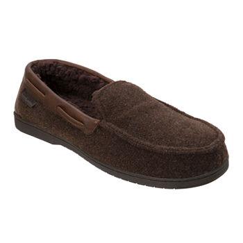 0262702606c Dearfoams Men s Wide Width Shoes for Shoes - JCPenney