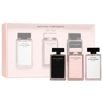 Narciso Rodriguez For Her Deluxe Mini Coffret Set