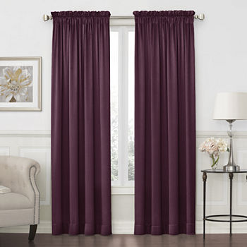 ultra violet bokeh curtains by product pattern window purple glam glitter curtain