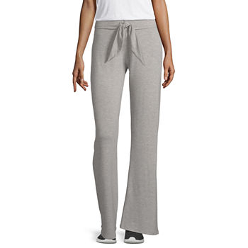 2f89e2479092a French Terry Pants Activewear for Women - JCPenney
