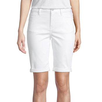 Women S Shorts For Sale Shop Many Styles Jcpenney