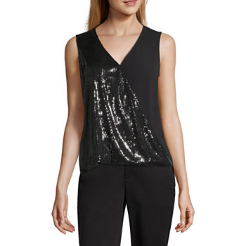 429c5c969adf6e Career Tops for Women - JCPenney