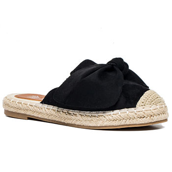 4c2ab4b4d01 Black Women s Flats   Loafers for Shoes - JCPenney